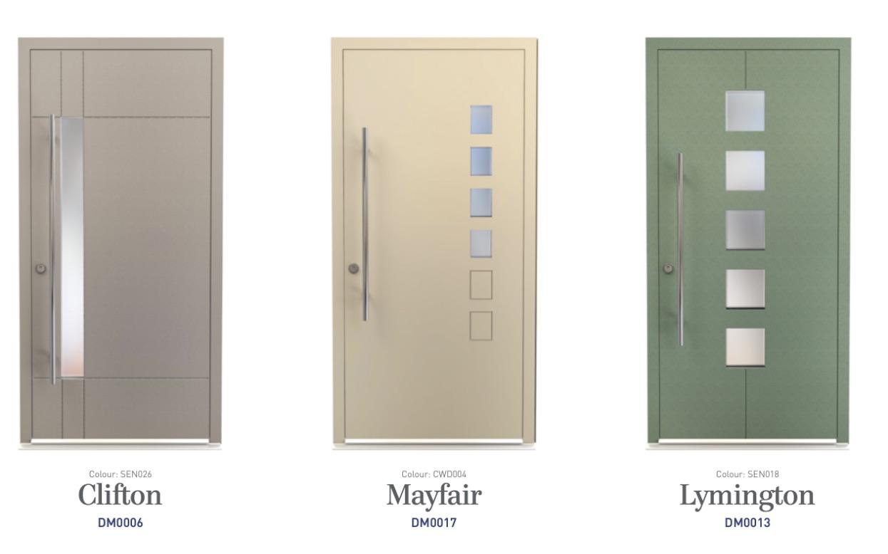 smart doors styles