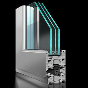st70 outward opening casement window